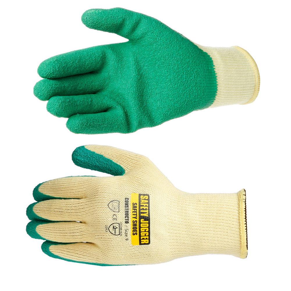 Safety Jogger Constructo / Găng bảo hộ sợi cotton