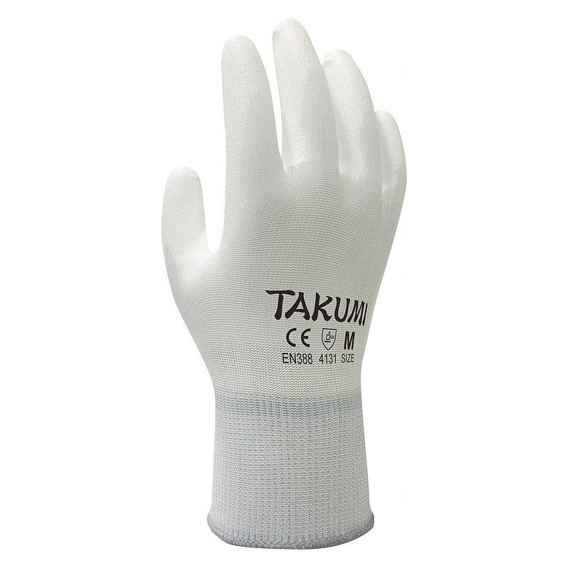 Takumi P-1300 / Găng tay kiểm tra phủ PU