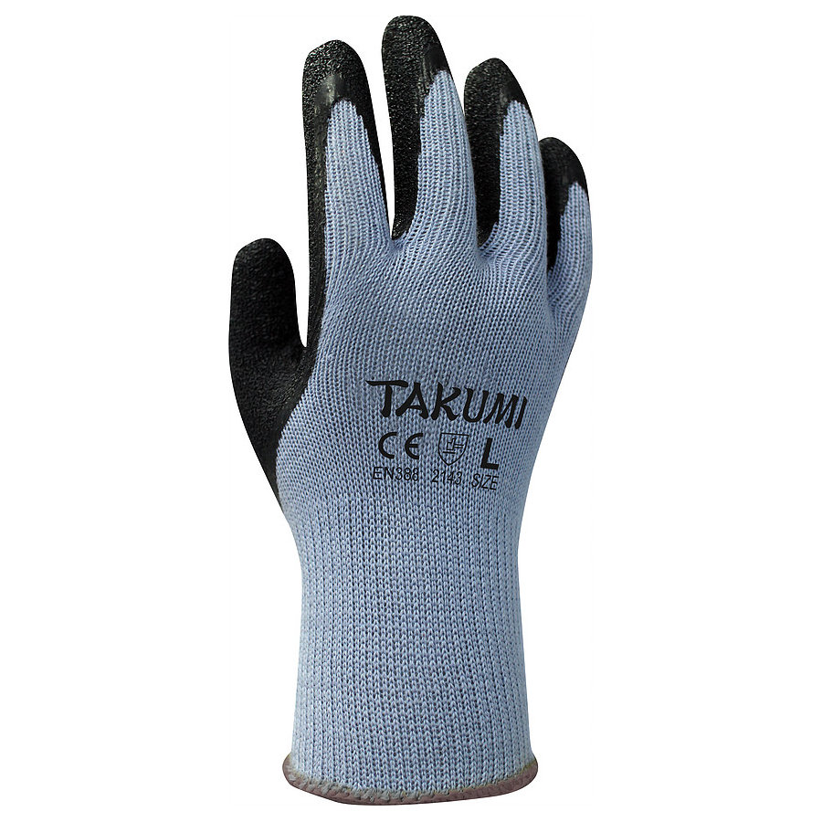 Takumi N-510 / Găng polyester phủ latex
