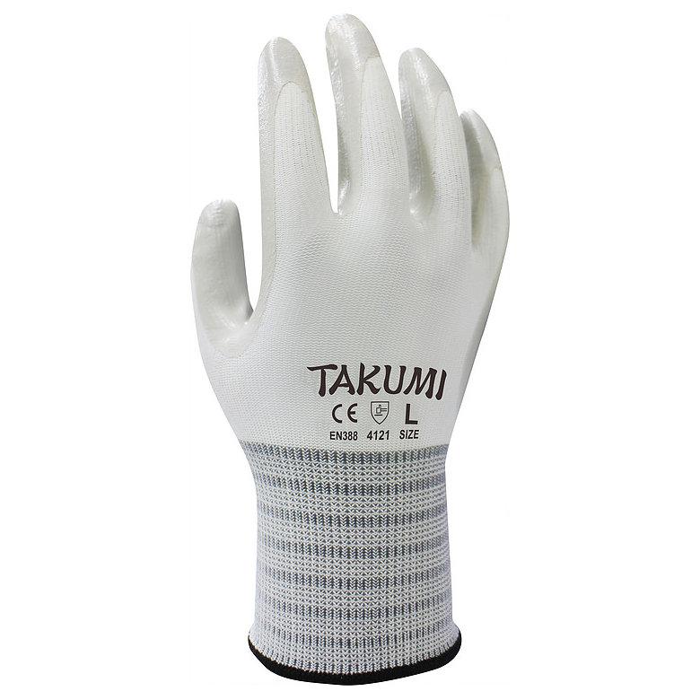 Takumi NB-620 / Găng tay lắp ráp sợi Polyester phủ Nitrile