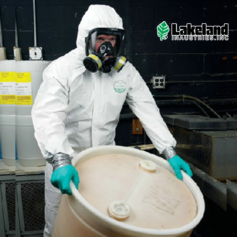 Quần áo chống hóa chất LakeLand MicroMax NS