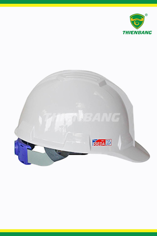Mũ bảo hộ SSEDA N04 trắng