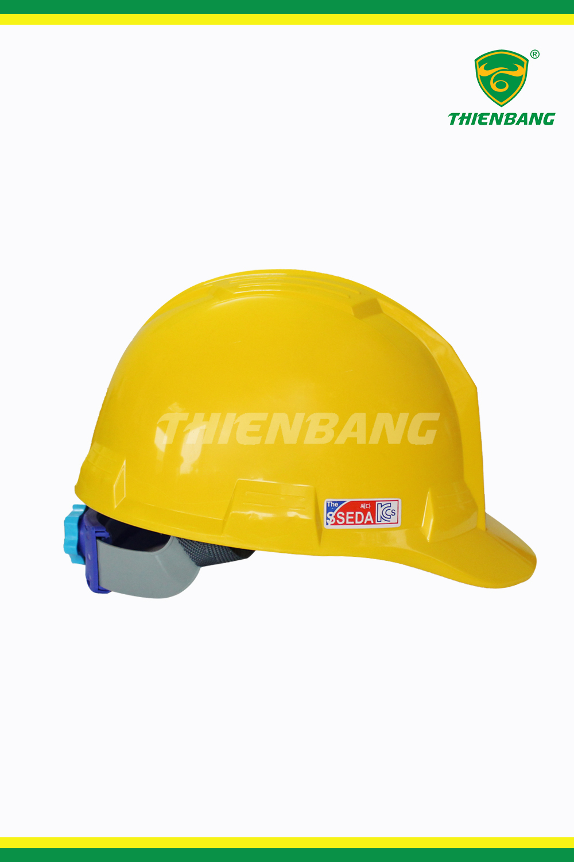 Mũ bảo hộ SSEDA N04 vàng
