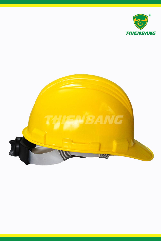 Mũ bảo hộ Hồng Phạm vàng N03