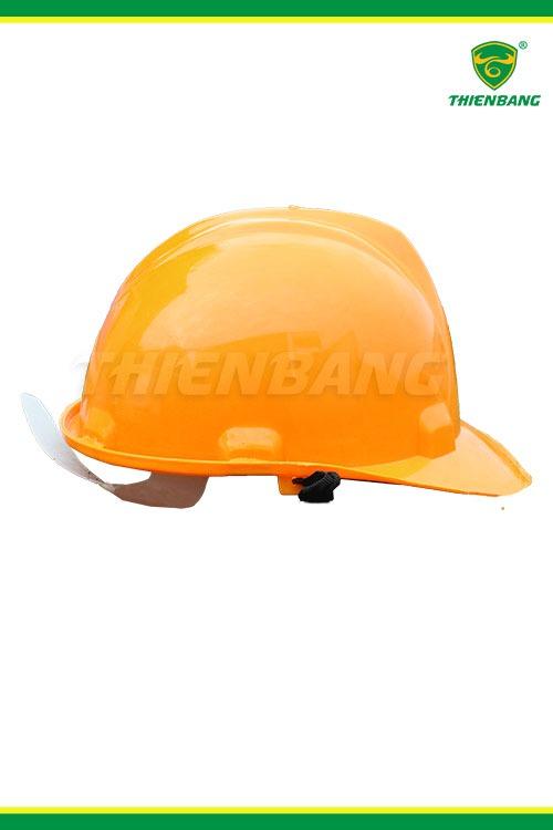 Mũ bảo hộ nhật quang vàng loại 1