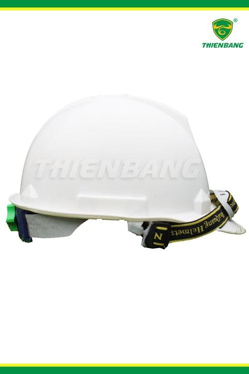 Mũ Nhật Quang trắng núm điều chỉnh