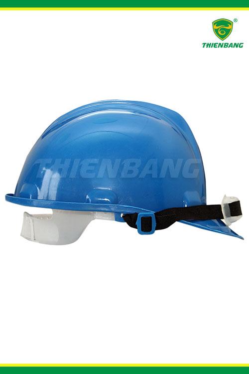 Mũ nhựa Nhật Quang xanh dương loại 1