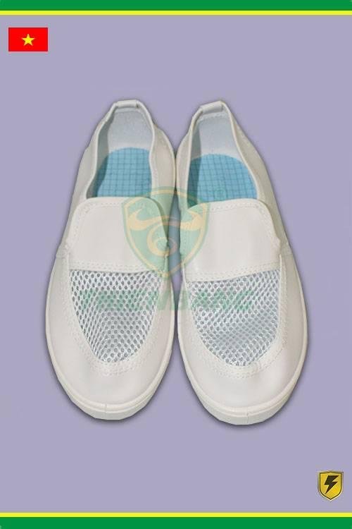 Giày phòng sạch thấp cổ