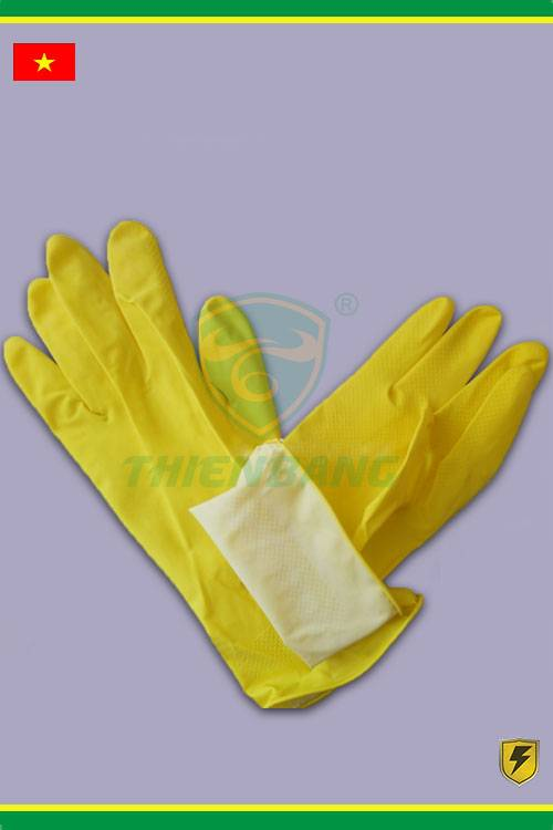 Găng tay cao su Nitrile mỏng