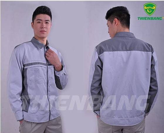 Quần áo bảo hộ theo mẫu TBM07
