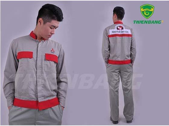 Quần áo bảo hộ theo mẫu TBATH04