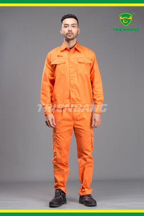 Quần áo điện lực tiêu chuẩn