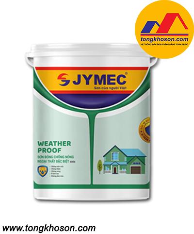 Sơn Jymec ngoại thất bóng chống nóng đặc biệt (#JMBCNE)