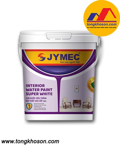 Sơn siêu trắng Jymec nội thất (#JMSTI)
