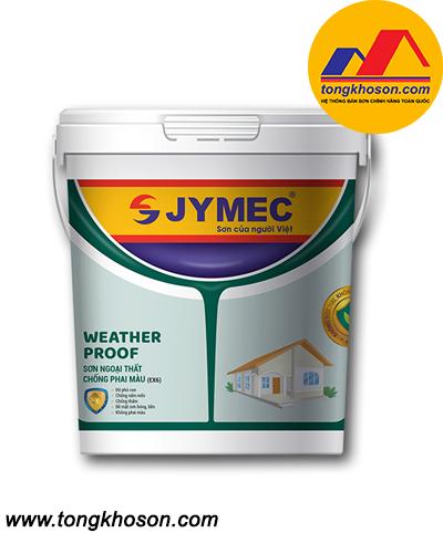 Sơn Jymec ngoại thất chống phai màu (#JMCPME)
