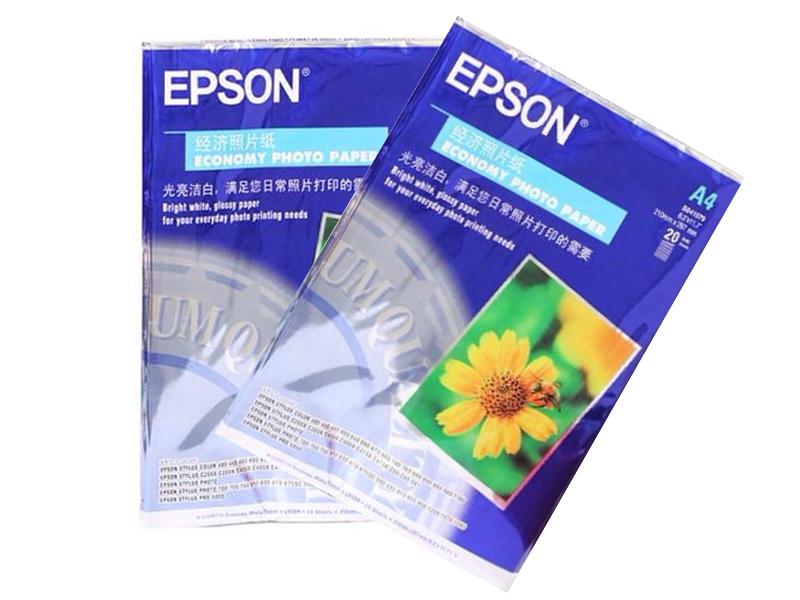Giấy in ảnh Epson 1 mặt