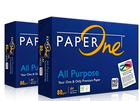 Giấy Paper One A4 80