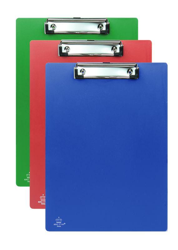 Bìa trình ký nhựa đơn A4 KS