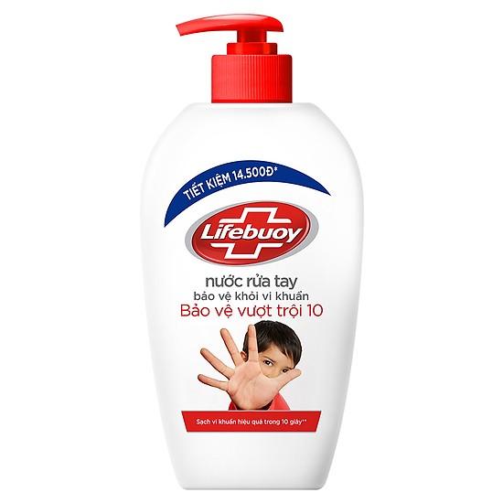 Nước rửa tay Lifebuoy 500g
