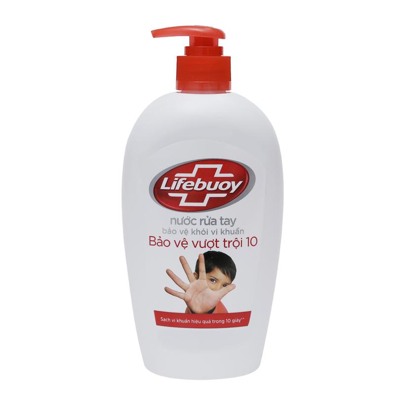 Nước rửa tay Lifebuoy 180g