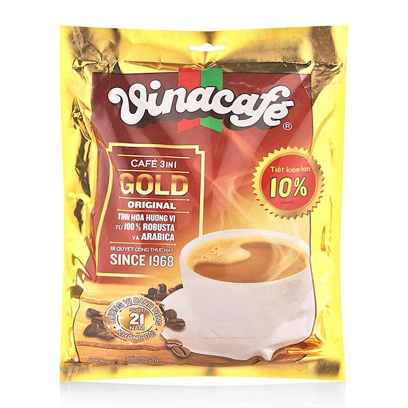 Cà phê sữa Vina cafe