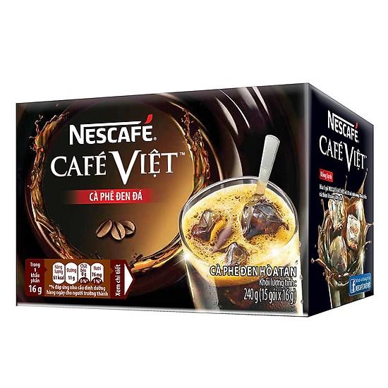 Cà phê Đen Đá Cà Phê Việt