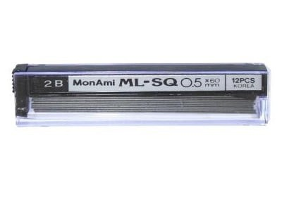 Ruột bút chì Monami 0.5mm