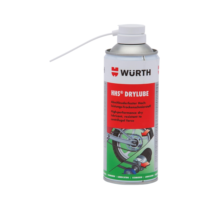 ADHESIVE LUBRICANT HHS® DRYLUBE