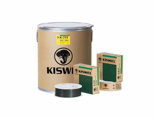 Dây hàn lõi thuốc Kiswel K-71T