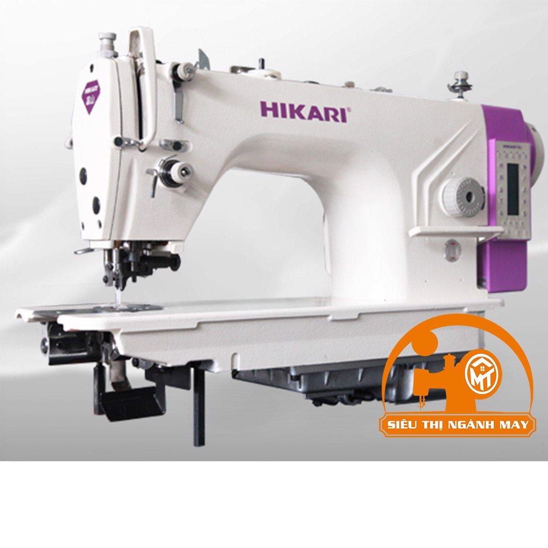 Máy 1 kim xén điện tử cắt chỉ,nâng CV (mẫu mới) H9990-7C-2/AK