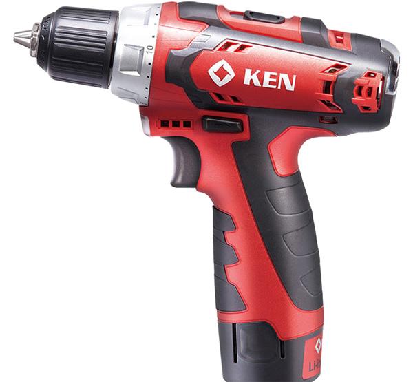 Máy khoan dùng pin Ken BL6212CB