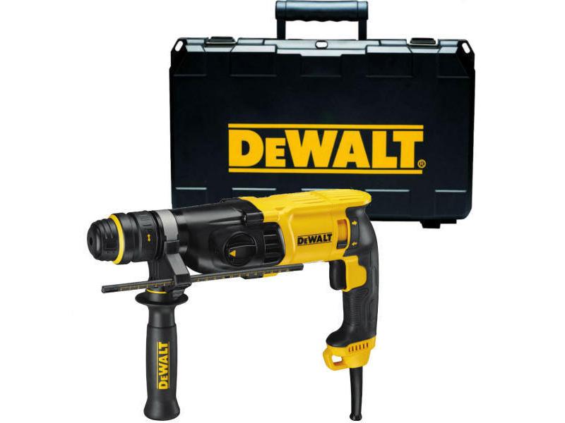 Máy khoan đục bê tông Dewalt D25144K