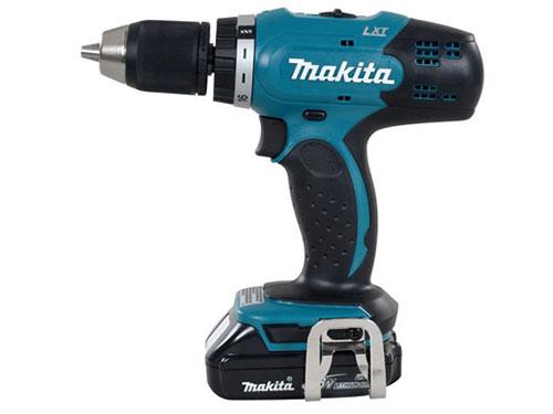 Máy khoan và vặn vít dùng pin Makita DDF453SYE