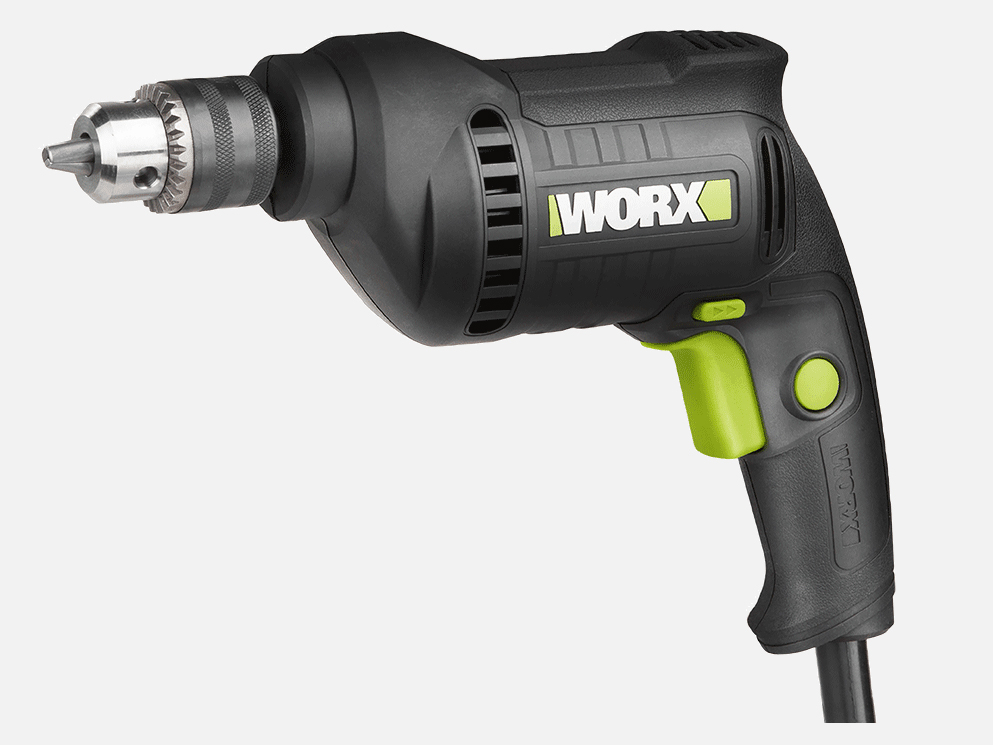 Máy khoan 13mm Worx Green WU107 650W