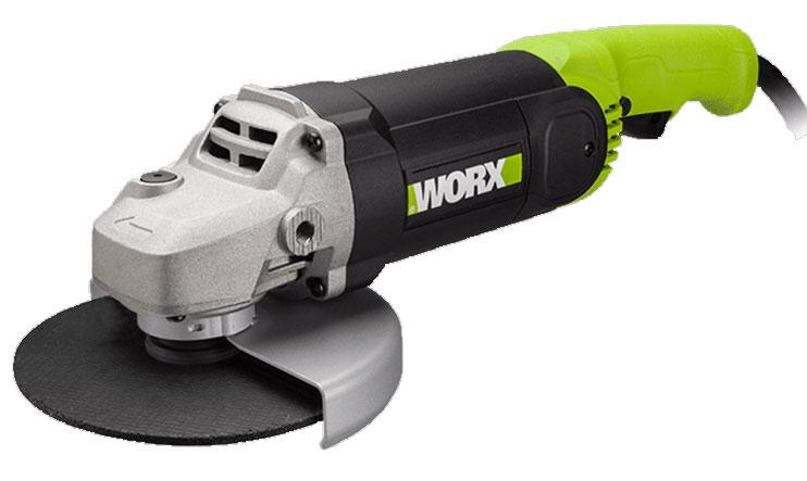 Máy mài góc 1400W 150mm Worx Green WU729