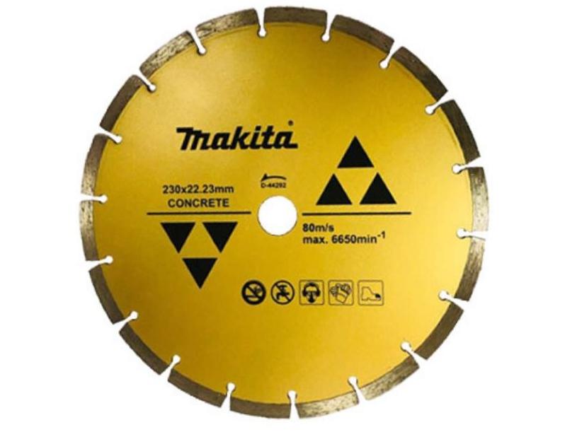 Lưỡi cắt kim cương Makita D-44292 - 230mm