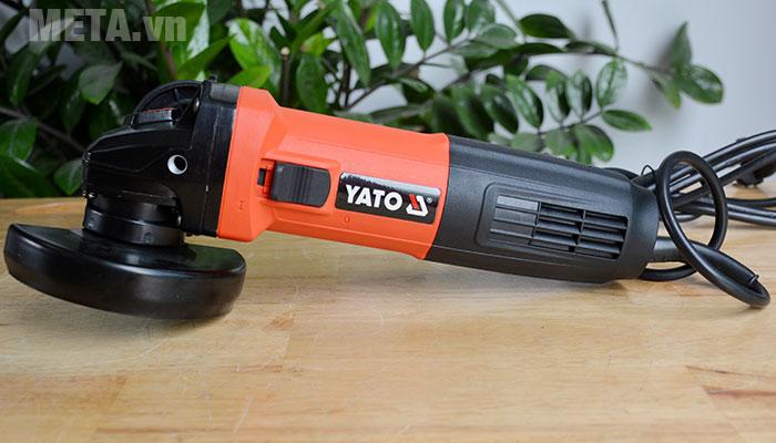 Máy mài góc 100mm Yato YT-82093 720W