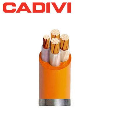 Cáp điện chậm cháy Cadivi CXV/FR-4x1.5