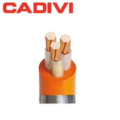 Cáp điện chậm cháy Cadivi CXV/FR-3x1.5