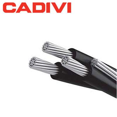 Dây điện nhôm Cadivi AV-16 - 0.6/1kV