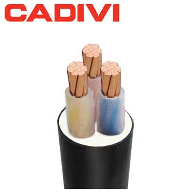 Dây Cáp Điện Cadivi CXV 3x1.0 - 0,6/1kV