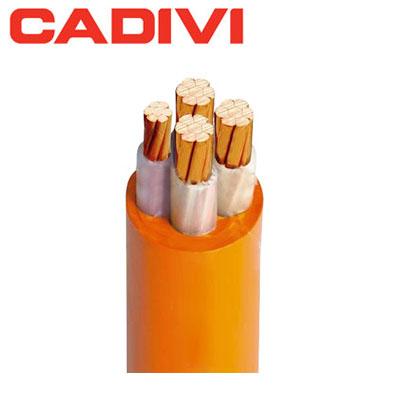 Dây Cáp Điện Cadivi CXV/FR 3x2.5+1x1.5
