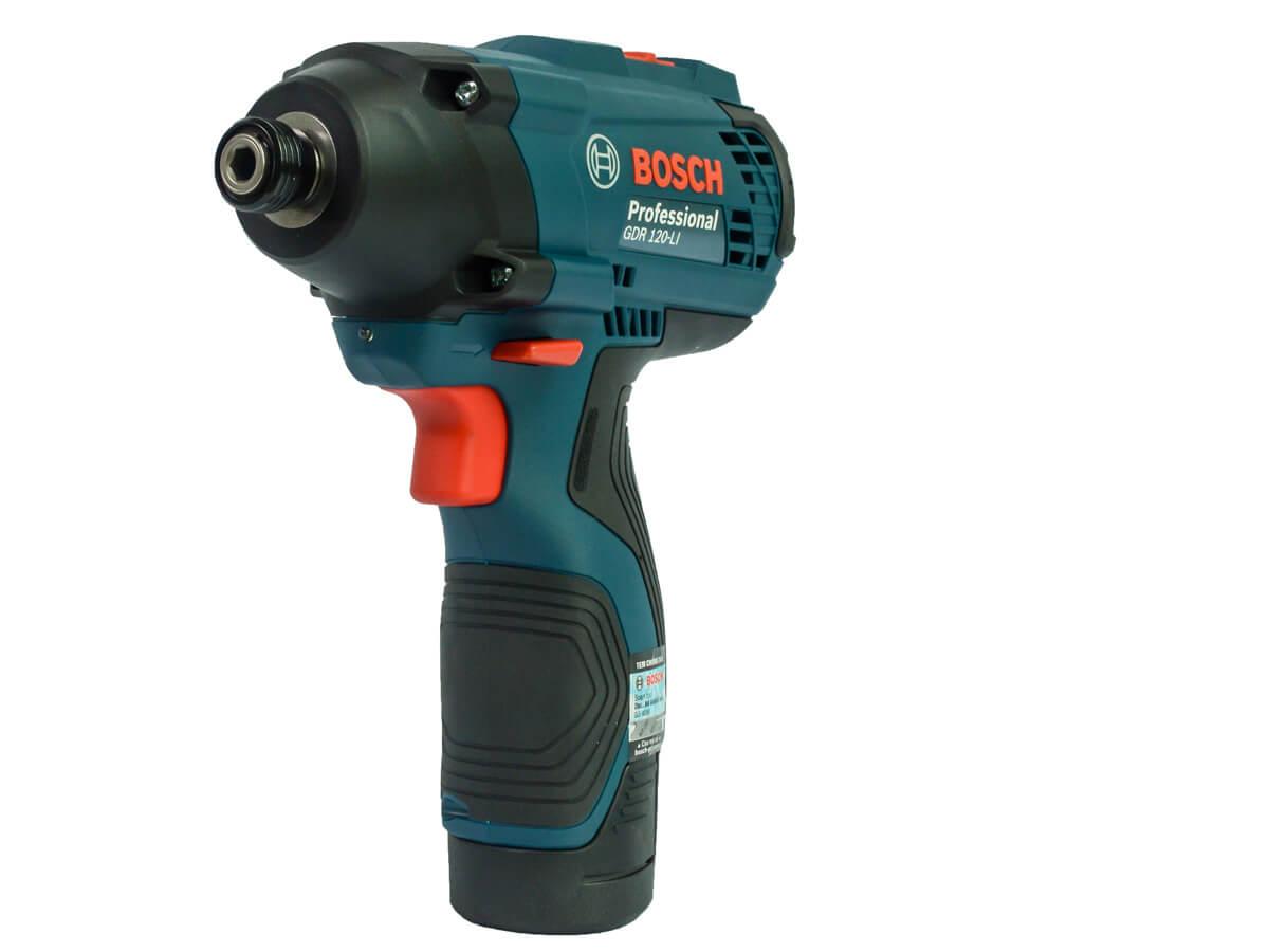 Máy vặn vít dùng pin Bosch GDR 120-LI (2Ah)