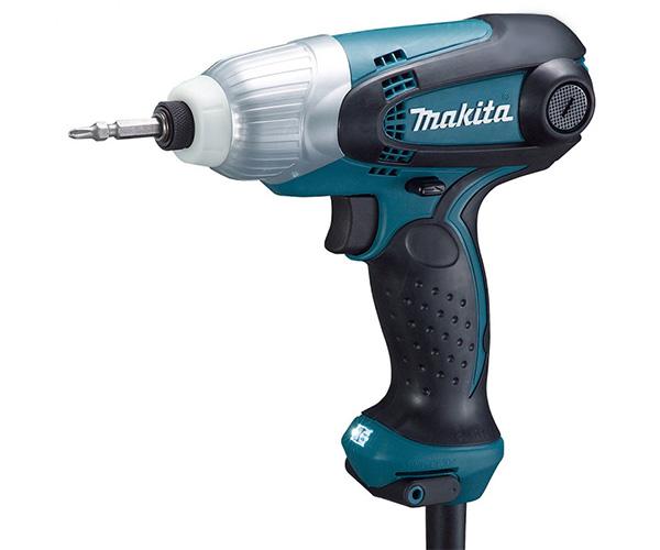 Máy bắn vít cầm tay có đèn laser Makita TD0101F