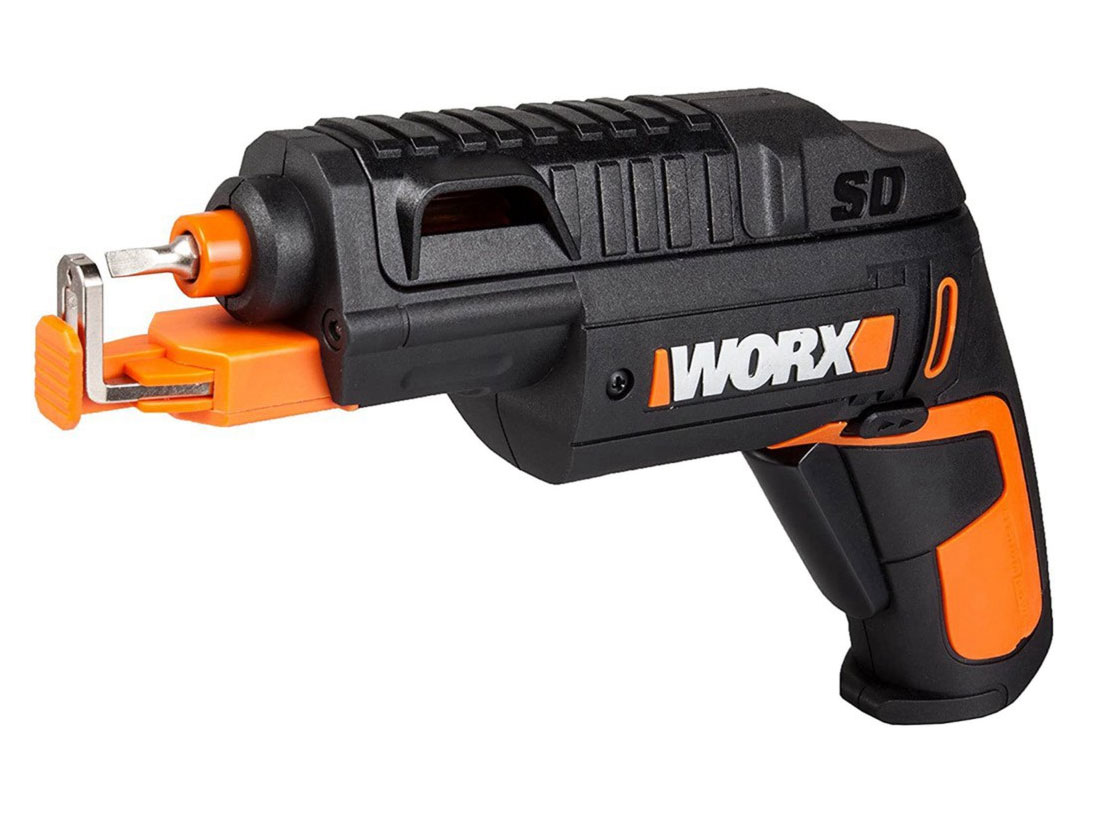 Máy vặn vít dùng pin 4V Worx Orange WX255
