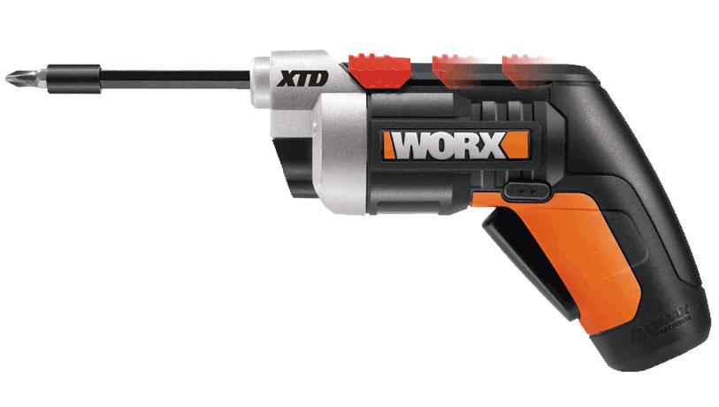 Máy vặn vít dùng pin 4V Worx Orange WX252