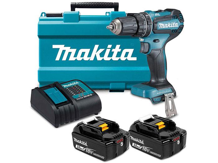 Máy khoan pin Makita 18V DHP485SFE