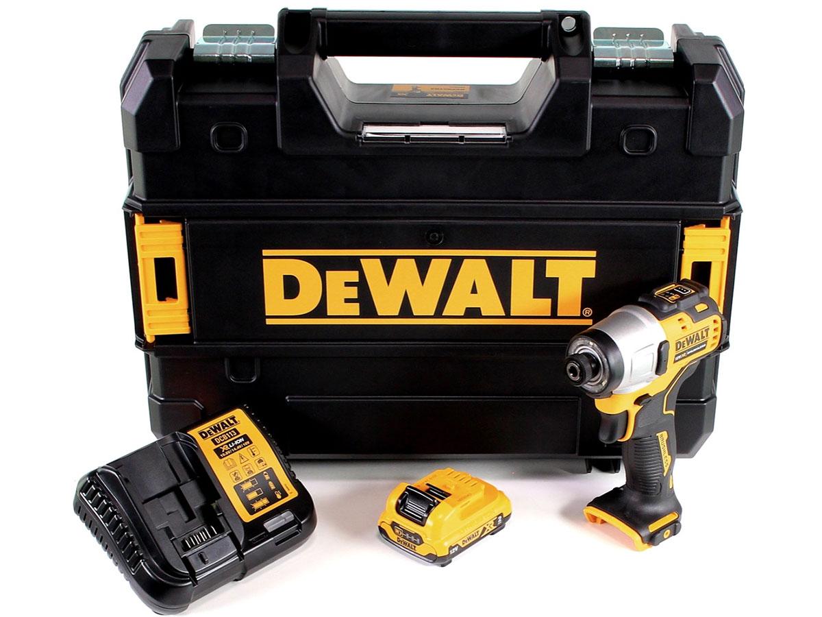 Máy vặn vít dùng pin Dewalt 12V DCF801D1