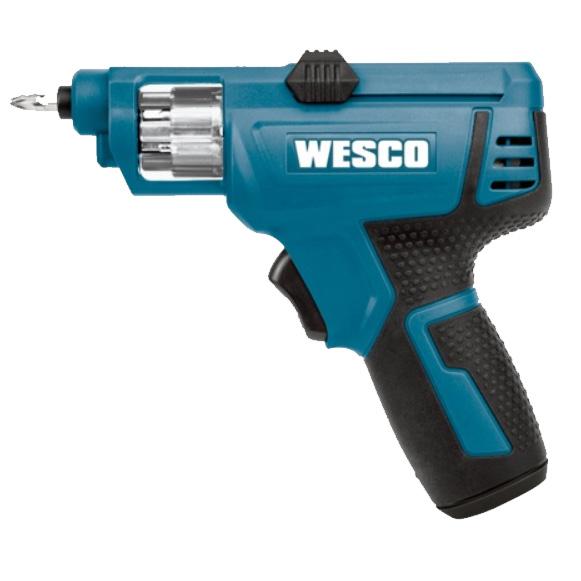 Máy vặn vít dùng pin 4V Wesco WS2013