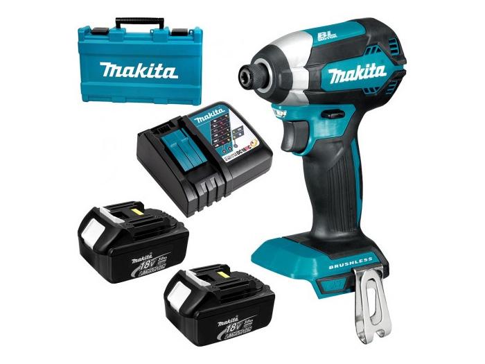 Máy bắt vít dùng pin Makita DTD153RFE